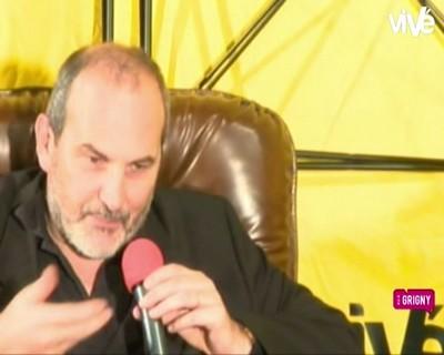 3 ème Forum de la désobéissance de Grigny (Rhône) Interview de Paul Ariès