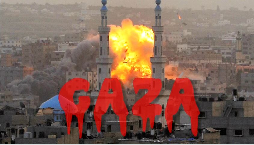 Soutien au peuple palestinien