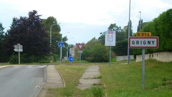Conseil municipal de Grigny 69520 19 septembre 2014 partie 1