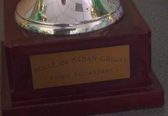 Boule de Badan – Club Sportif des Cheminots de Badan – Grigny (69520)