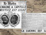 Commémoration de la fin de la guerre 1914-1918